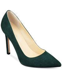 Ivanka Trump | Green Carra Pumps | Lyst