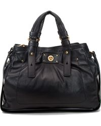 Marc By Marc Jacobs - Black Lucy Totally Turnlock Bag - Lyst