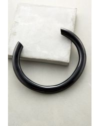 Orly Genger By Jaclyn Mayer | Black Ouverture Collar Necklace | Lyst