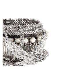Toga | Metallic Eagle Metal Six Bracelet Set | Lyst
