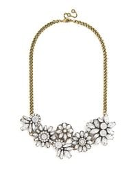 BaubleBar | Metallic Crystal Firecracker Collar | Lyst