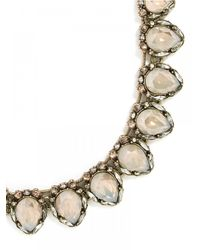 BaubleBar | Natural Firestone Collar | Lyst