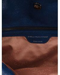 Stella McCartney - Blue Falabella Tote - Lyst