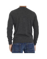 Armani Jeans - Gray Sweater for Men - Lyst