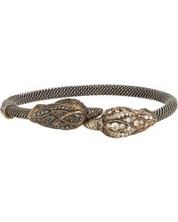 Sevan Biçakci | Metallic Double-falcon Bangle | Lyst