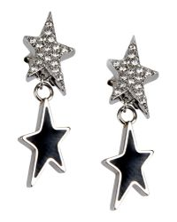 Thierry Mugler | Black Earrings | Lyst