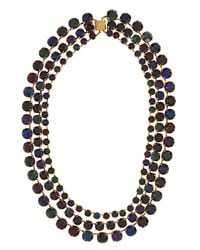 Erickson Beamon | Multicolor Splash Necklace | Lyst