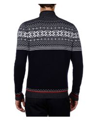 Napapijri | Blue Sweater for Men | Lyst