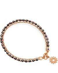 Astley Clarke | Pink Sun Friendship Bracelet | Lyst