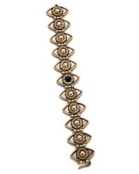 Pamela Love | Metallic Eye Link Bracelet | Lyst