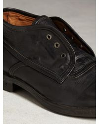 John Varvatos | Black Dylan Bound Chukka for Men | Lyst
