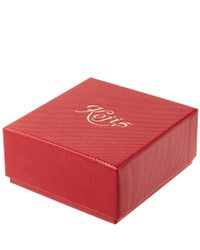 Kojis - Pink White Gold Gem Set Pendant Necklace - Lyst