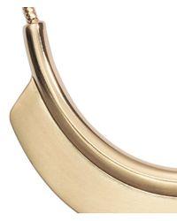 H&M   Metallic Short Necklace   Lyst