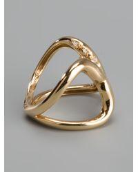 Stephen Webster - Yellow Diamond Teeth Ring - Lyst