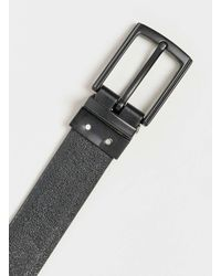 LAC - Brown Tan And Bk Belt for Men - Lyst