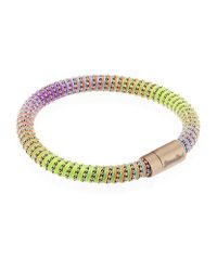 Carolina Bucci - Multicolor Twister Bracelet - Lyst