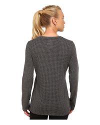 Adidas | Black Climacool® Aeroknit Long Sleeve Tee | Lyst