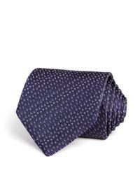 Lanvin | Blue Logo Classic Tie - Bloomingdale's Exclusive for Men | Lyst