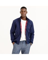 Baracuta | Blue G9 Harrington Jacket for Men | Lyst