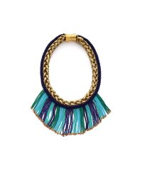 Bex Rox | Blue Mini Short Beaded Maasai Necklace - Turquoise | Lyst