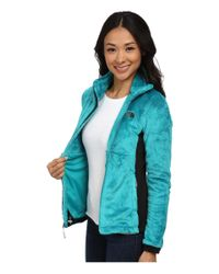 The North Face - Green Tech-osito Jacket - Lyst