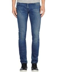 J Brand - Blue Kane Straight Fit for Men - Lyst