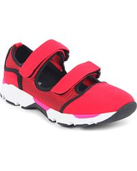 Marni - Multicolor Low-top Neoprene Sneakers - Lyst
