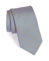 Ted Baker | Blue Dot Silk Tie for Men | Lyst