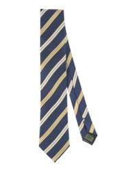 Pedro Del Hierro Madrid - Yellow Tie for Men - Lyst