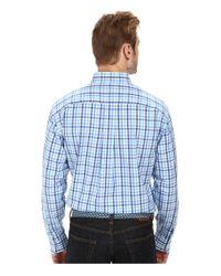 Vineyard Vines - Blue Aft Check Tucker Shirt for Men - Lyst