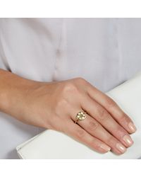 Astley Clarke | Yellow Melody Moonstone Ring | Lyst