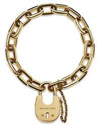 Michael Kors - Metallic Mkj4627710 Ladies Bracelet - Lyst