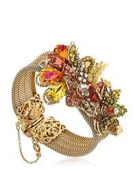 Bijoux Heart | Multicolor Burst Bracelet | Lyst