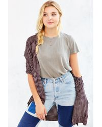 Truly Madly Deeply - Green Marnie Tee - Lyst