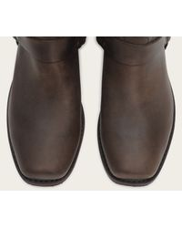 Frye | Brown Harness 12r Wide for Men | Lyst