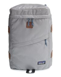 Patagonia - Gray 'Toromiro' Backpack for Men - Lyst