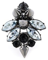 Mawi - Metallic 'firefly' Ring - Lyst