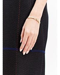 Jem - Metallic Jem Women's Voids Xl Bracelet From Aw15 In Yellow Gold - Lyst