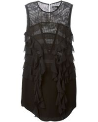 Isabel Marant | Black 'rafael' Dress | Lyst