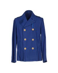 Camplin - Blue Jacket for Men - Lyst