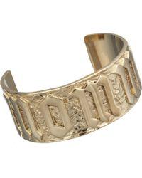 Jennifer Fisher - Metallic Brass Momma Cuff for Men - Lyst