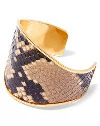 Marni | Multicolor Snakeskin Cuff | Lyst