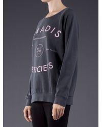 BLK OPM - Gray Paradis Sweater - Lyst