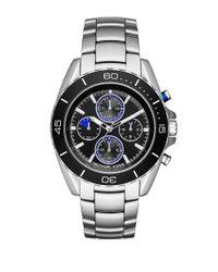 Michael Kors | Metallic Jetmaster Stainless Steel Bracelet Chronograph for Men | Lyst
