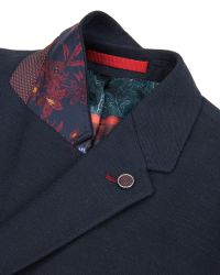 Ted Baker | Blue Bayvil Blazer for Men | Lyst