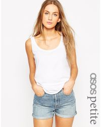 ASOS | White The Ultimate Vest | Lyst