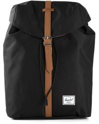 Herschel Supply Co. | Black 'Post' Backpack for Men | Lyst