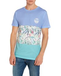Friend or Faux | Blue Bundoran Regular Fit Graphic T-shirt for Men | Lyst