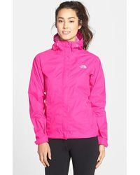 The North Face | Pink 'Venture' Jacket | Lyst
