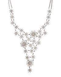 Colette | White Star Necklace | Lyst